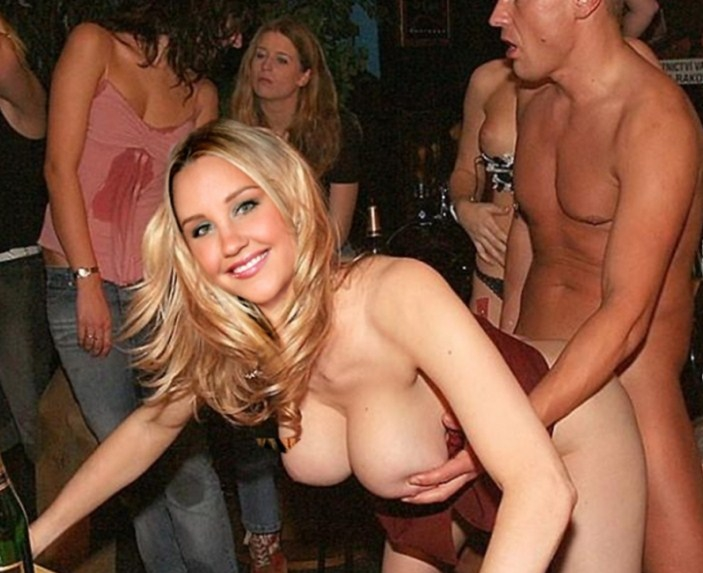 Dena recommend Kate moss birthday party orgy