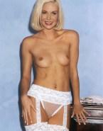 Amanda Holden Lingerie Tits Nude Fake 001