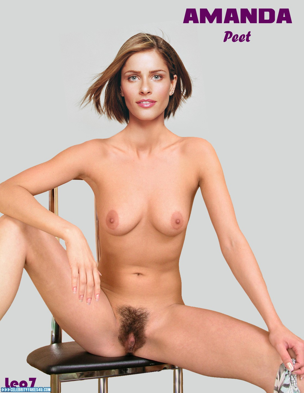 Sex amanda peet porn