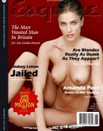 Amanda Peet Magazine Cover Porn 001