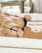 Amber Benson Titty Flash Panties Naked Fake 001