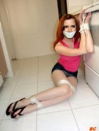 Amy Adams Tied Up & Gagged Porn Fake