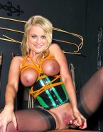 Amy Poehler Sex Toy Nipple Torture Fake 001