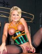 Amy Poehler Sex Toy Nipple Torture Fake 001