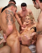 Amy Poehler Hair Pulled Squeezing Tits Nude Sex Fake 001
