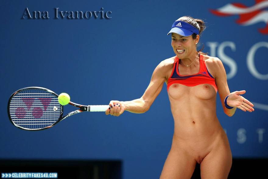 Naked high nude famous female tennis player