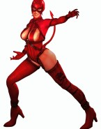 Andrea Parker Costume Cartoon Naked Fake 001