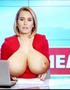 Andreea Esca Huge Tits Public Fake 001