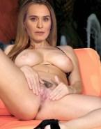 Andreea Esca Large Tits Spread Pussy Porn Fake 001