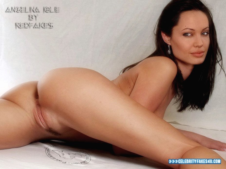 Angelina Jolie Fake, Ass, Nude, Pussy, Porn