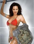 Angelina Jolie Bikini Horny Nude 001