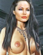 Angelina Jolie Breasts Nsfw 001