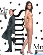 Angelina Jolie Mr And Mrs Smith Nude Body 001