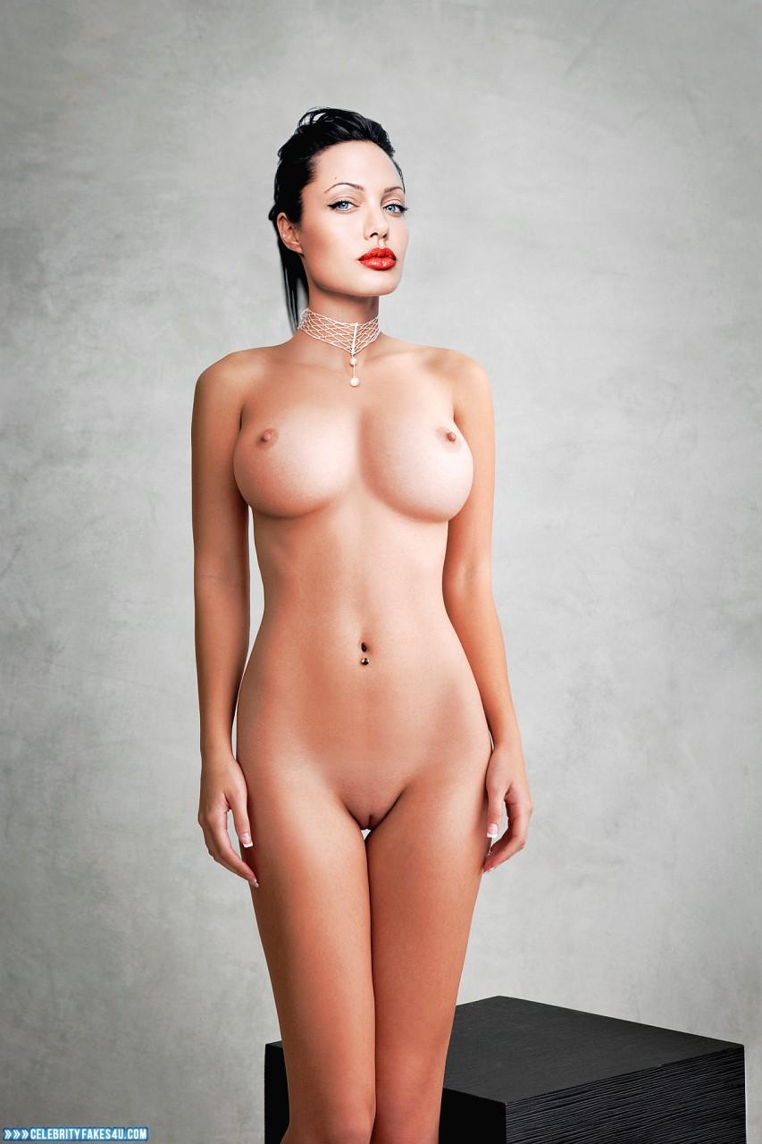 Angelina Jolie Nude Naked angelina jolie nude body nice tits 004 « celebrity fakes 4u