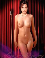 Angelina Jolie Nude Body Tits 012