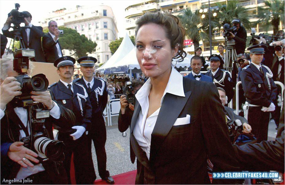 Angelina Jolie Star Trek See Thru 001 « Celebrity Fakes 4U