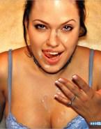 Angelina Jolie Swallows Licks Cum Nude 001