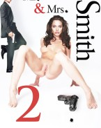 Angelina Jolie Vagina Mr And Mrs Smith 001