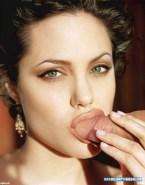 Angelina Jolie Blowjob Sex 004