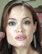 Angelina Jolie Handjob Facial Cumshot Sex 001