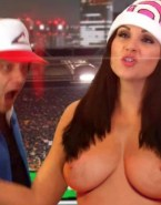 Angie Griffin Big Breasts Topless Porn 001