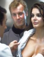 Angie Harmon Flashing Tits Fake 001
