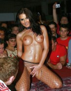 Angie Harmon Touching Herself Wet Fake 001