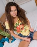 Anna Friel Undressing Homemade Leaked Xxx 001