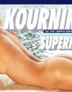 Anna Kournikova Ass Completely Naked Body 001