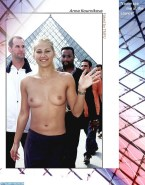 Anna Kournikova Exposed Breasts Topless Nsfw 001