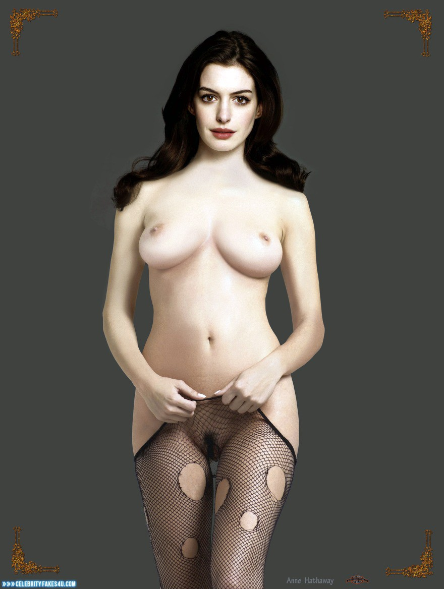 Anne Hathaway Nude Pics