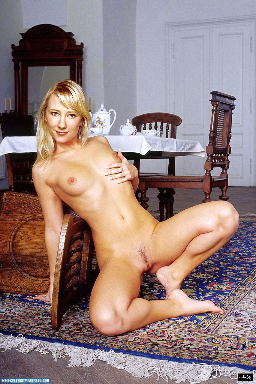 Have Anne heche porn fakes that