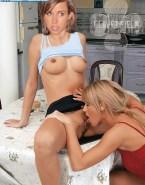 Annemarie Warnkross Pussy Ate Lesbian Porn 001