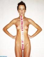 Annie Wersching Naked Body Tits Fake 001