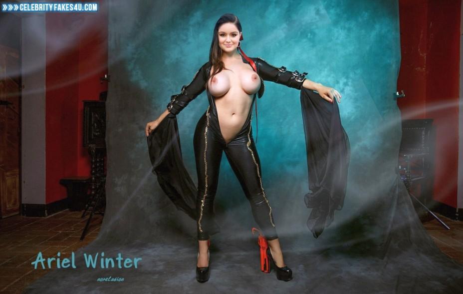 Ariel Winter Fake, Nude, Porn