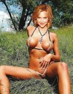 Arielle Kebbel Big Breasts Outdoor Fake 001
