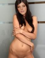 Ashley Greene Naked Body Tits 002