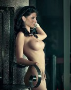 Ashley Greene Nude Body Hot Tits 001