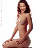 Ashley Leggat Nude Fake-001