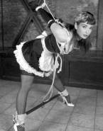 Audrey Hepburn Hot Outfit Bondage Porn Fake 001