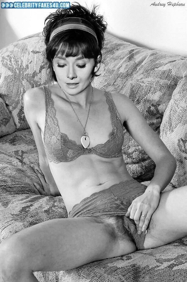 Audrey hepburn fake nude — img 2