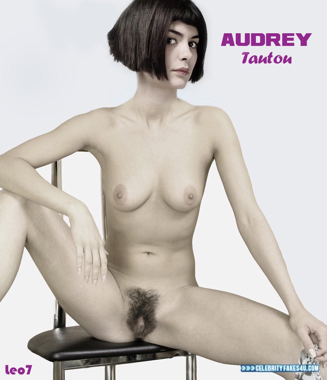 Audrey nude tautou