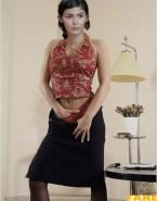 Audrey Tautou Skirt Pussy Masturbation 001