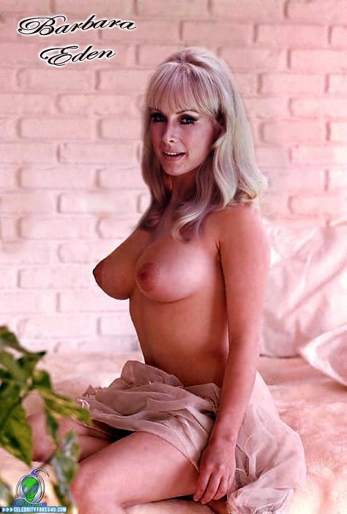 Barbara eden nude spread