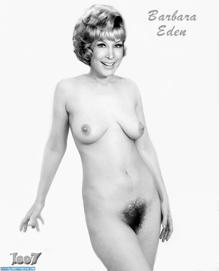Abstract thinking Barbara eden fake porn are absolutely