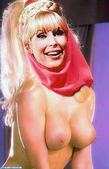 Question Barbara eden i dream of jeannie porn sorry, that