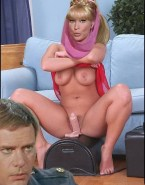 Barbara Eden Dildo Sex Toy Nsfw 001