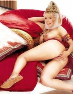 Barbara Eden Fingers Pussy Breasts 001
