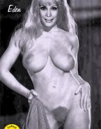 Barbara Eden Large Tits Hairy Pussy Nude 001