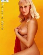 Barbara Eden Naked Tits 002